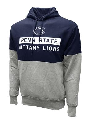 UNDER ARMOUR - Penn State Under Armour Pique Hooded Sweatshirt