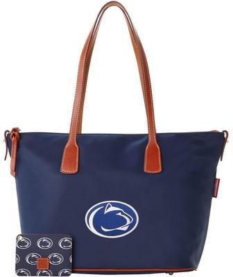 Dooney & Bourke - Penn State Dooney&Bourke Tote Top Zip Bag