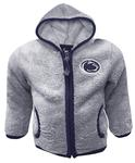 Penn State Infant Chicken Boo Jacket GREY