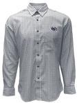 Penn State Men's Structure Long Sleeve Dress Shirt NAVYWHITE