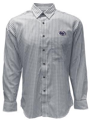 Antigua - Penn State Men's Structure Long Sleeve Dress Shirt