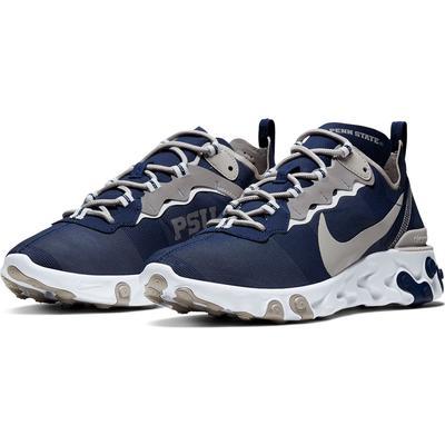 NIKE - Penn State Nike React Element 55 Shoe