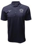 Penn State Men's Nike Football Polo NAVY