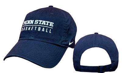 NIKE - Penn State Basketball Bar Hat