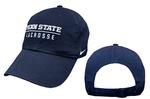 Penn State Lacrosse Bar Hat NAVY