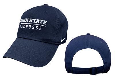 NIKE - Penn State Lacrosse Bar Hat