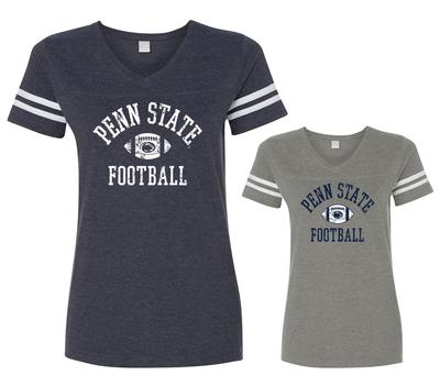 The Family Clothesline - Penn State Women's Vintage Football T-shirt