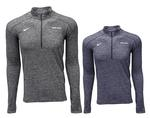 Penn State Men's Nike Heather Element Quarter Zip