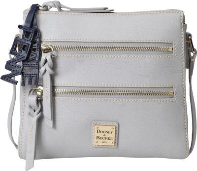 Dooney & Bourke - Penn State Dooney & Bourke Women's Peyton Triple ZIp Bag