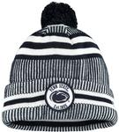 Penn State New Era 19 Home Knit Hat NAVY