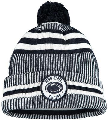 New Era Caps - Penn State New Era 19 Home Knit Hat