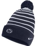 Penn State Nike Cuffed Knit Hat NAVYWHITE