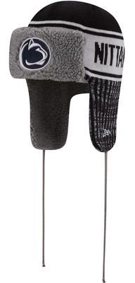 New Era Caps - Penn State Trapper Knit Hat