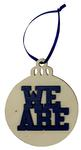 Penn State We Are Wood Ornament