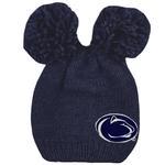Penn State Women's Leia Knit Hat NAVY