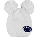 Penn State Women's Leia Knit Hat WHITE