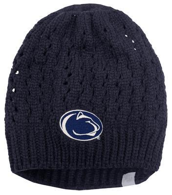 LogoFit - Penn State Women's Honey-Bun Knit Hat
