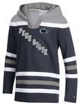 Penn State Champion Youth Hockey Hood NAVY
