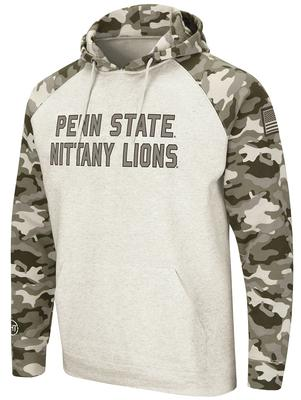 Colosseum - Penn State Operation Hat Trick Pullover Hood