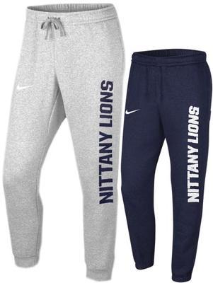 NIKE - Penn State Club Fleece Jogger Sweatpants