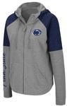 Penn State Women's Rita Raglan Full Zip Hood