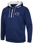 Penn State Marled Quarter Zip Hood