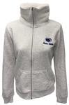 Penn State Women's Loveland Full Zip Jacket OXFORD GREY