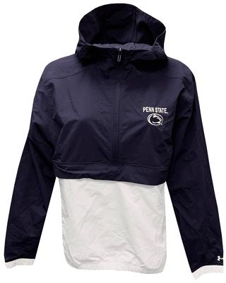 UNDER ARMOUR - Penn State Under Armour Women's Crinkle Anorak Jacket