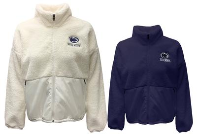 UNDER ARMOUR - Penn State Under Armour Women's Mammoth Full Zip Jacket