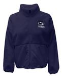 Penn State Under Armour Women's Mammoth Full Zip Jacket NAVY