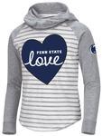 Penn State Youth Girl's Robin Long Sleeve