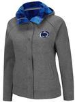 Penn State Women's Lucille Jacket HEATHERNAVY