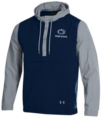 UNDER ARMOUR - Penn State Under Armour Crinkle Anorak Jacket