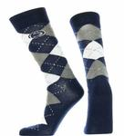 Penn State Argyle Dress Socks