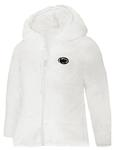 Penn State Infant Abby Sherpa Jacket IVORY