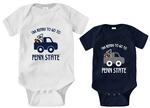 Penn State Infant I'm Ready Creeper