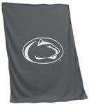 Penn State Screened Logo Blanket CHAR