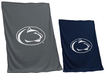 Logo INC - Penn State Screened Logo Blanket