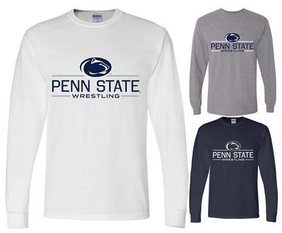 The Family Clothesline - Penn State Adult Wrestling Long Sleeve