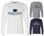 Penn State Adult Wrestling Long Sleeve
