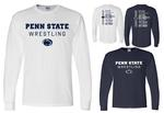 Penn State 2019-20 Wrestling Schedule Long Sleeve