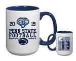 Penn State 2019 Goodyear Cotton Bowl 15oz Mug