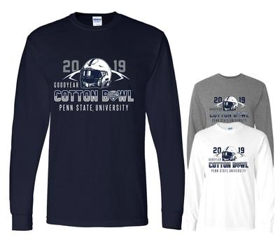 The Family Clothesline - Penn State Goodyear Cotton Bowl Long Sleeve