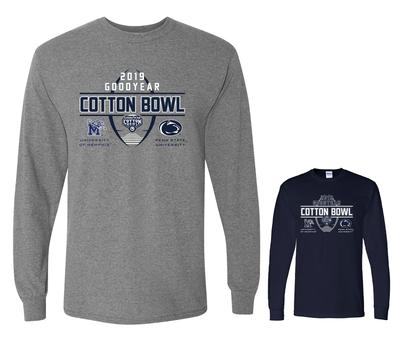 The Family Clothesline - Penn State Goodyear Cotton Bowl Dueling Long Sleeve
