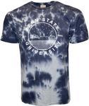 Penn State Tie Dye Crinkle T-Shirt