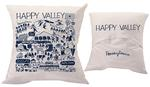 Penn State Julia Gash Chenille Throw Pillow