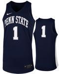 Penn State Nike #1 Replica Basketball Jersey