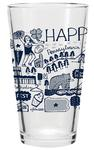 Penn State Julia Gash 16oz Pint Glass