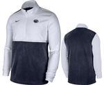 Penn State Nike Men's Half Zip Fleece Sweater