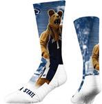 Penn State Basketball Mascot Crew Sock